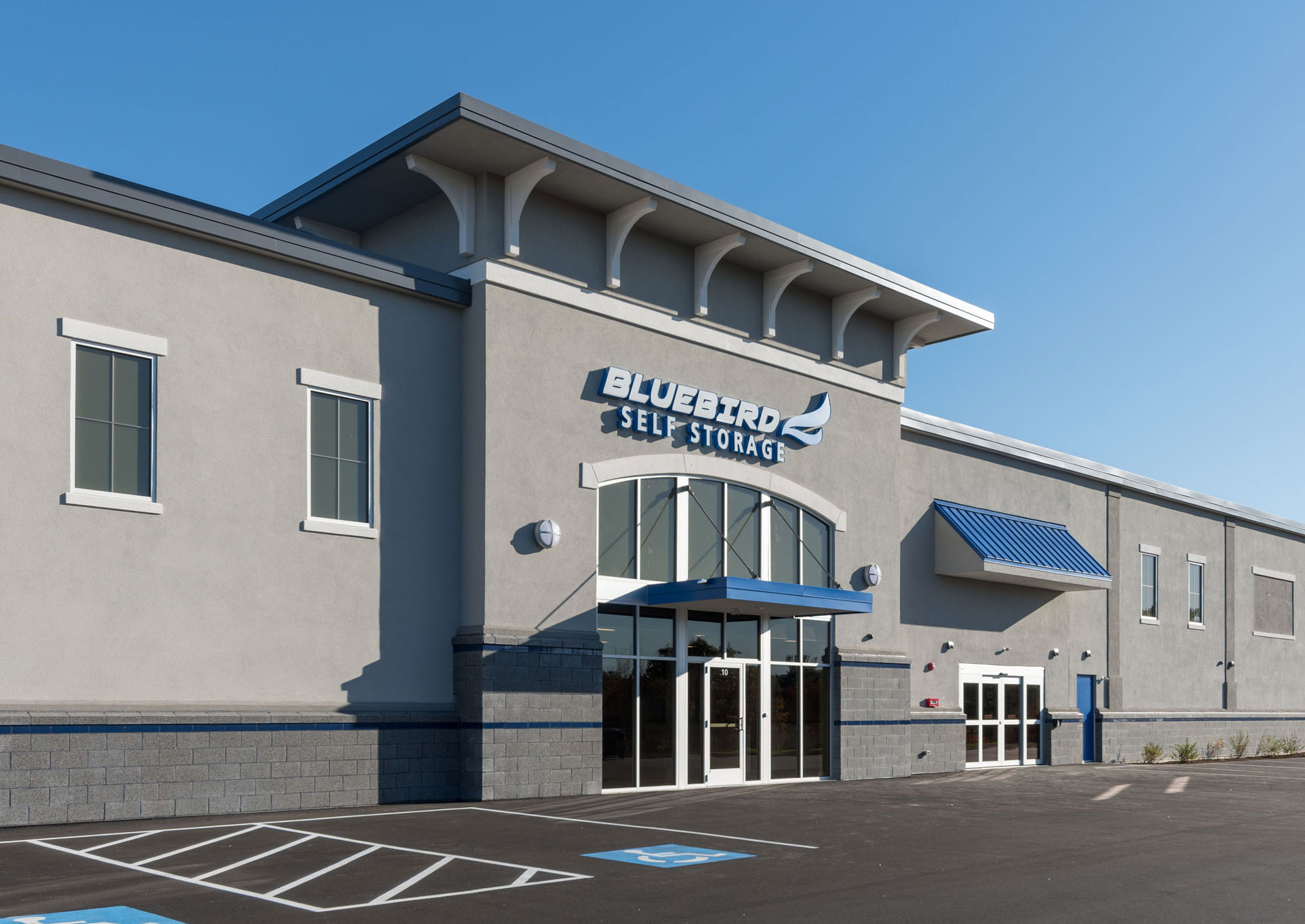 Self Storage Unit Rentals Hooksett Nh Bluebird Self